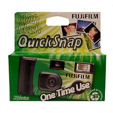 FUJI Quicksnap uso singolo Fotocamera usa e getta con 27 esposizioni