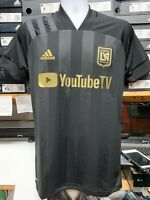 Adidas LAFC Home Jersey 2020/21 Black And Gold Stadium Cut Size Mans XL   Only