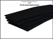 4 Repl GermGuardian Ac5000 Air Purifier Hepa Filters C Part # Flt5000 Flt5111