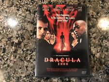 Dracula 2000 Dvd! 2000 Thriller! (See) The Forsaken & Dracula's Widow
