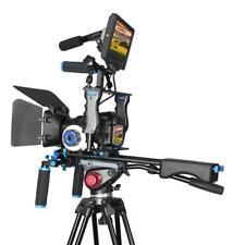 Camera Stabilizer Dslr Handheld Video Dv System Track Mount Rig Gimbal Canon Sho