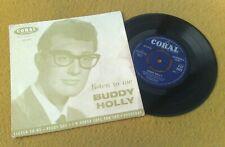 """Buddy Holly """"Listen To Me """" Raro Super GB Original EP"""