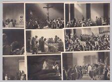 More details for austria oberammergau passionplay x40 1934 unused official ppcs 105x150mm