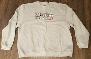 2010 Super Bowl XLIV Miami Florida Sweatshirt - New Orleans Saints
