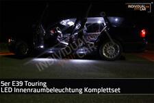 LED Innenraumbeleuchtung SET für BMW 5er E39 Touring - Cool-White