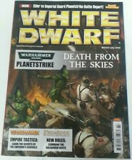 MAGAZINE - White Dwarf WD Issue #355 Dated July 2009 Games Workshop Warhammer