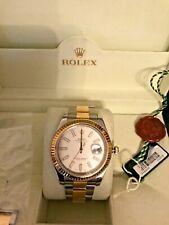 Rolex Datejust II 2tone 18k /stainless steel 41mm  ref 116333