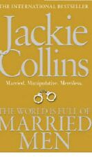 JACKIE COLLINS _ THE WORLD IS FULL OF MARRIED MEN _ BRAND NEW B FORMAT