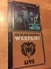 THE BLACK CROWES By Your Side CD BRAND NEW FACTORY SEALED +BONUS Warpaint Live !
