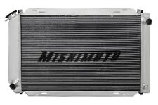 MISHIMOTO Radiator for 79-93 Ford Mustang MT 5.0L V8 /w 302