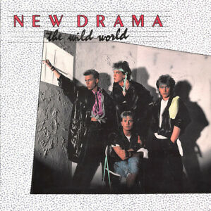 New Drama - The Wild World [vinyl record LP]