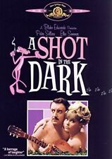 A Shot in the Dark (DVD, 2009) Peter Sellers, Elke Sommer, George Sanders NEW!