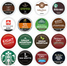 Bold K Cup Coffee Variety Pack for Keurig Brewers, Brand Name Sampler, 30 Count