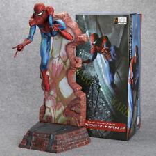 """Crazy Toys The Amazing Spiderman 18"""" Peter Paker Action Figurine Modèle Bleu"""