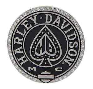 Harley-Davidson Women's Embellished Ace Belt Buckle