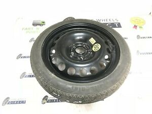 "2012 -ON VAUXHALL ZAFIRA TOURER 16"" SPARE SPACE SAVER WHEEL (GM4)"