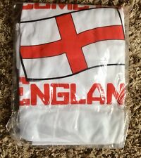 Stedman Classics. Mens. Come On England T-shirt
