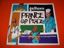 "Galliano - Prince Of Peace - 12"" EP [NM]"