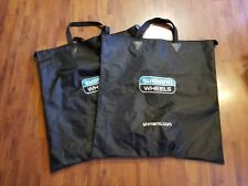 "Shimano Bike Wheel Bags - 27"" X 27"" - Road Bike Wheelset Totes"