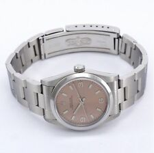 Women's Rolex Oyster Perpetual Wristwatches