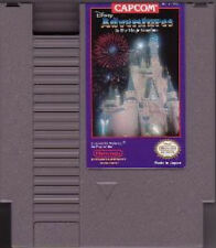 ADVENTURES IN THE MAGIC KINGDOM ORIGINAL NINTENDO GAME ORIGINAL NES HQ