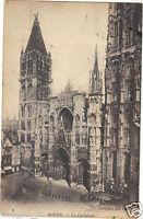 76 - cpa - ROUEN - La cathédrale ( i 3557)