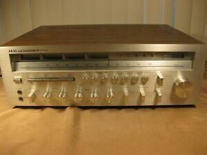 Akai AS-1080DB Quadraphonic FM/AM/MPX 4-Channel Stereo Receiver For Restoration