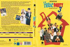 HOUSE PARTY 3 - DA GEHT DIE POST AB --- Komödie --- Kultfilm --- Selten ---