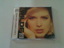 Kim Wilde - FOUR LETTER WORD - 3 INCH Mini CD Single © 1988 #257 696-2