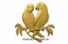 3D Model STL model for CNC Router 3D Printer Artcam Aspire Cut3d.8345