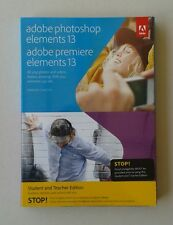 Adobe Photoshop Elements 14 -Windows/Mac-Student/Teacher Version-Full Product