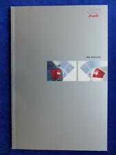 Audi A6 Avant quattro - Daten Ausstattungen MJ 2003 - Prospekt Brochure 11.2002