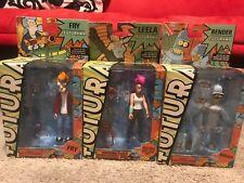 Futurama Toynami Figures