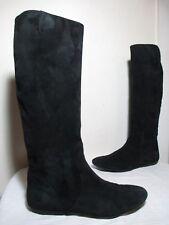 Hogan Woman Embellished Leather Knee Boots Black Size 35 Hogan YjBNzV