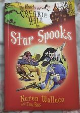 The Ghosts of Creekie Hall in Star Spooks Wallace and Ross Children Boy Book