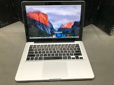 Apple MacBook pro 13 inch Laptop with Photoshop Office Final cut Garage band