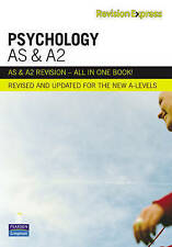 Revision Express AS and A2 Psychology (Direct to learner Secondary), Very Good B