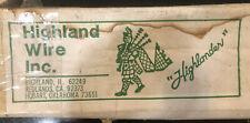 "Highlander/Southern Steel 26 Gauge 18"" Inch Florist Floral Wire 12lb Box"