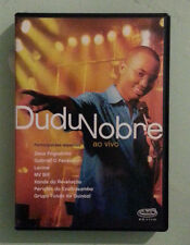 DUDU NOBRE AO VIVO DVD includes insert