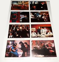 Year Of The Dragon~1985~Set of 8 Original 11x14 Lobby Cards~Mickey Rourke~Cimino