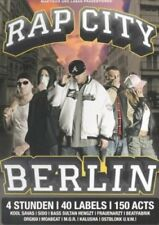 Rap City Berlin 1 DVD (Royalbunker, Aggro Berlin, Horrorkore, I Luv Money)