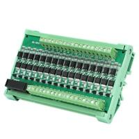 16-Channel PLC Amplifier Board Relay Board Input NPN Output NPN 12-36V DC