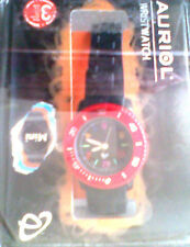 Auriol LADIES - Round Face Watch - Silicon/Rubber Strap - New