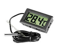 LCD Display Digital Fridge Freezer Probe Thermometer Temperature s419