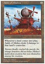 *MRM* FR ankh de mishra - ankh of mishra MTG 5th edition