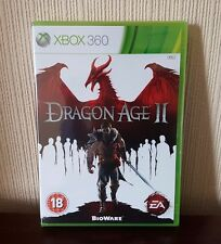Dragon Age II (2) (Microsoft Xbox 360, 2011) - New & Sealed