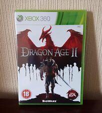 Dragon Age II (2) (Microsoft Xbox 360, 2011) - New & Sealed
