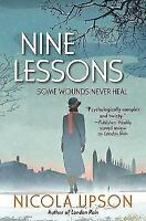 Nine Lessons: A Josephine Tey Mystery by Upson, Nicola