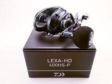 Daiwa Lexa HD 400 - Newest 2019 Version - LX-HD400HS-P * instock ready to ship!