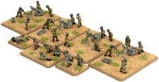 Flames of War - Arab-Israeli: 120mm Artillery Battery  AIS726